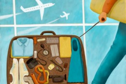 Traveling as a locum physician